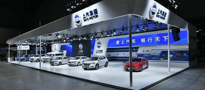 SAIC Motor Corporation Registers 6_8 Per Cent Growth