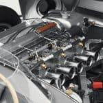 Jaguar D-Type Closeup
