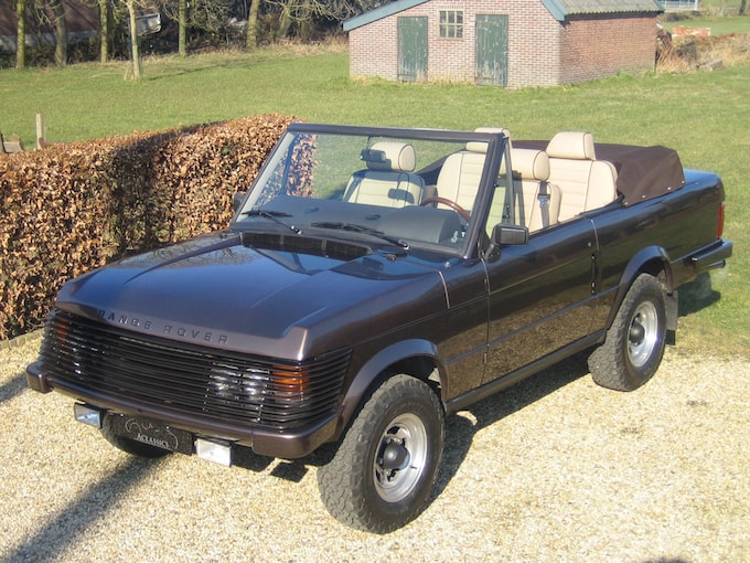 1973 Range Rover Cabriolet_COYS Essen (SOLD €78,750)