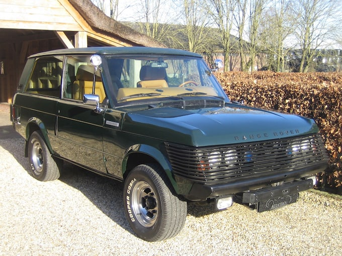 1977 Range Rover by Alcom Devices_COYS Essen (SOLD €78,750)