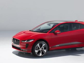 2019 Jaguar I-PACE European Model Shown