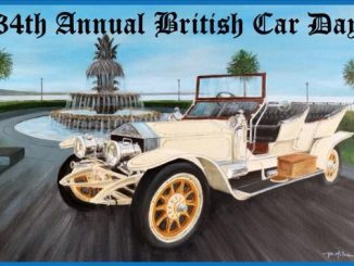 34th Annual British Car Day - Charleston, SC