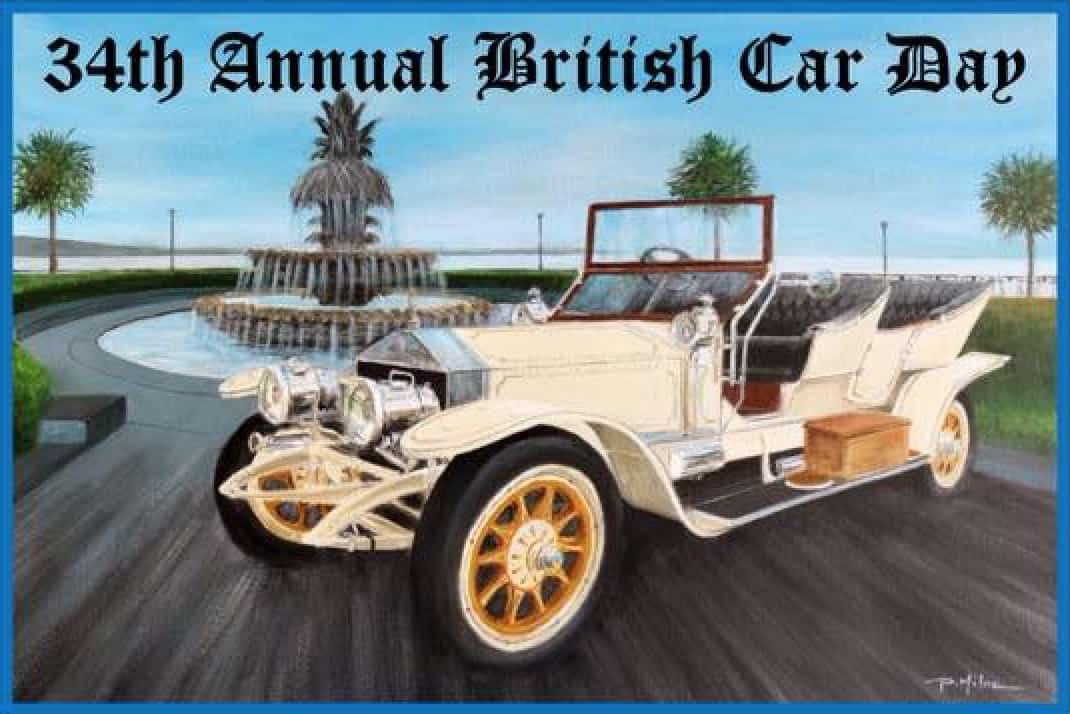 34th Annual British Car Day   Charleston, SC