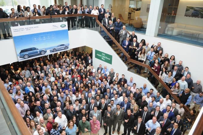 JLR Celebrates Opening of New North American Headquarters in Mahwah, NJ - Exterior 3
