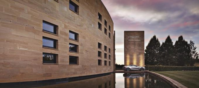 S&P Global Rating Upgrade for Aston Martin - Aston Martin Gaydon