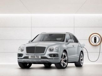 Bentley Bentayga Hybrid - 01