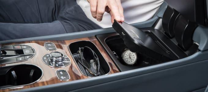 Bentley - Bentayga Mulliner Biometric Storage -010