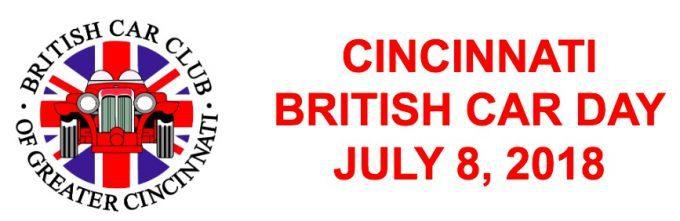 British Car Day of Greater Cincinnati