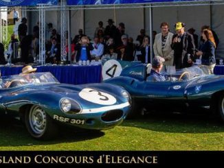 Event Update - Amelia Concours Moves to Saturday
