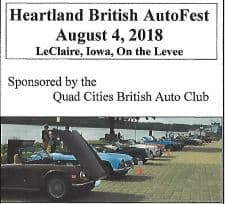 Heartland British Autofest