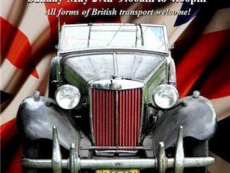 Hudson British Car Show 2018
