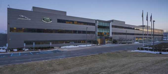 JLR Celebrates Opening of New North American Headquarters in Mahwah, NJ