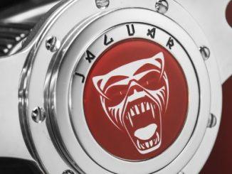 Jaguar Creates Unique XJ for Iron Maiden Drummer - Header