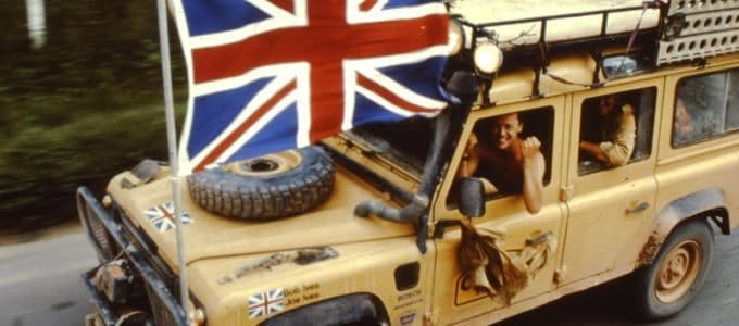 LEGENDARY 1989 CAMEL TROPHY WINNING TEAM TO APPEAR WITH ICONIC 110
