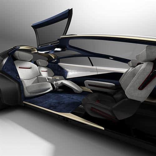 Lagonda Vision Concept Int 2