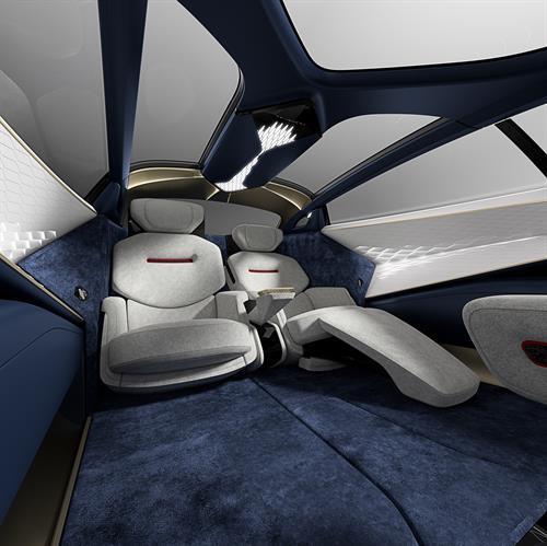 Lagonda Vision Concept Int