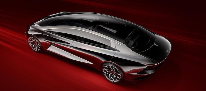 Lagonda Vision Concept