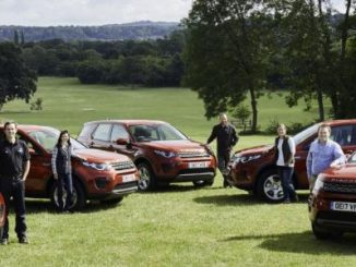 Land Rover Continues Partnership with Prince's Countryside Fund