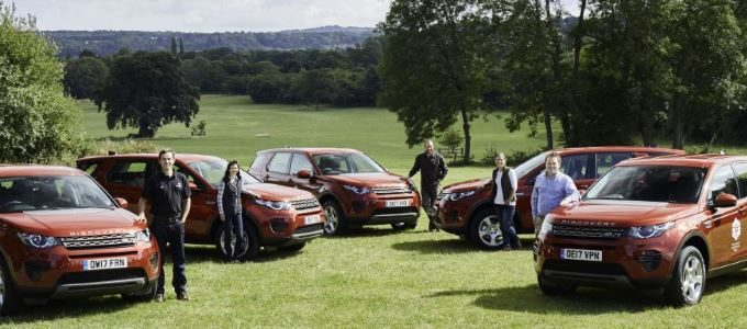 Land Rover Continues Partnership with Princes Countryside Fund
