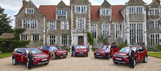 Land Rover and the Princes Countryside Fund launch 2018 bursary