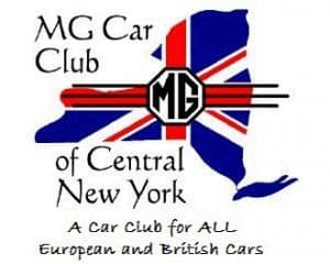 MG Car Club of Central New York