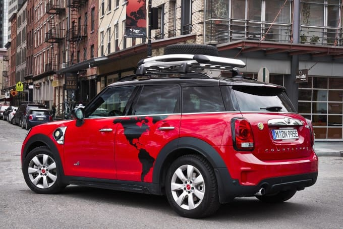MINI Countryman Panamericana Plug-In Hybrid 2