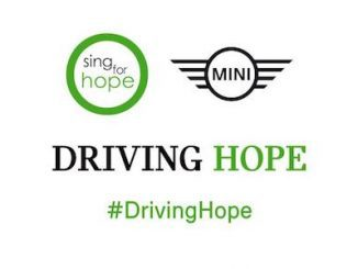 MINI and Sing for Hope