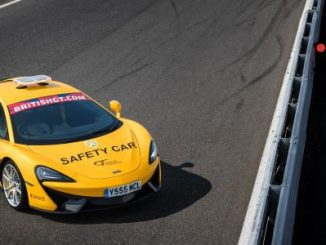 McLaren Strengthens British GT Series Commitment