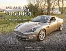 Me and My Vanquish - An Aston Martin Advantage