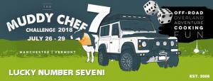 Muddy Chef Challenge 2018