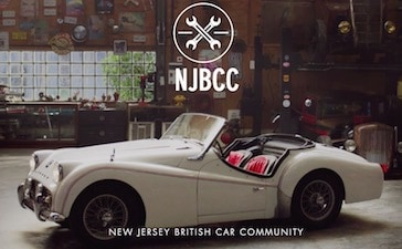 NEW JERSEY BRITISH CAR COMMUNITY