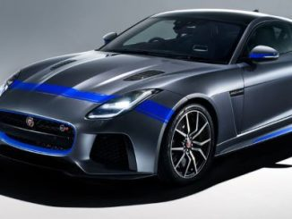 New Graphic Pack Available for Jaguar F-TYPE SVR