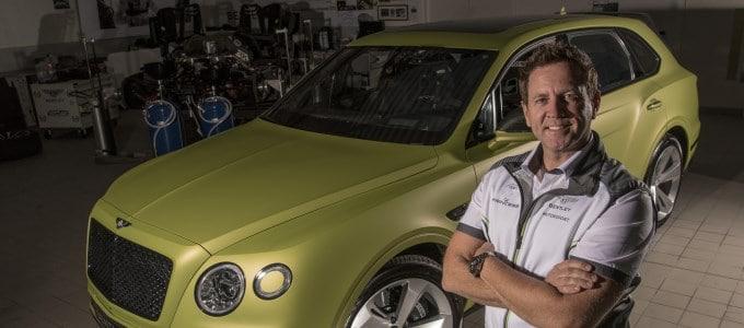 Rhys Millen to Drive Bentley Bentayga at 2018 Pikes Peak