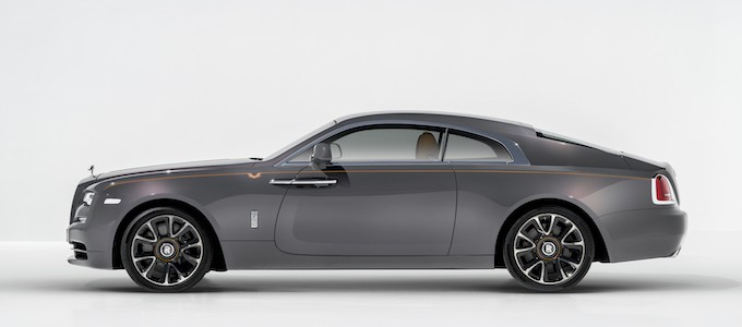 Rolls-Royce Bespoke Wraith Luminary Collection 1
