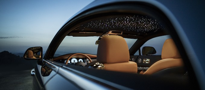 Rolls-Royce Bespoke Wraith Luminary Collection 3