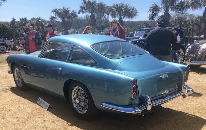 Sotheby's Auction Results from the Amelia Island Concours d' Elegance - Aston Martin