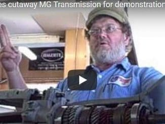 VotW - John Twist Demonstrates Cutaway Transmission