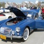 19th Annual Williamsburg British European Car Show 6