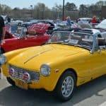 19th Annual Williamsburg British European Car Show 8
