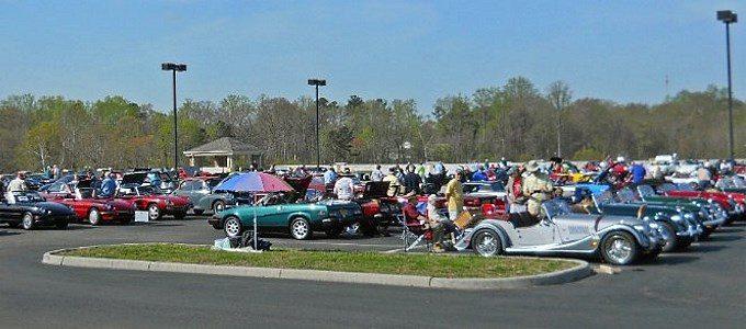 19th Annual Williamsburg British & European Car Show - Event Report 1