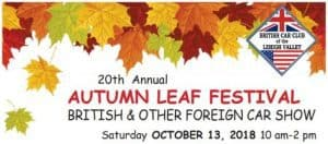 Autumn Leaf Festival