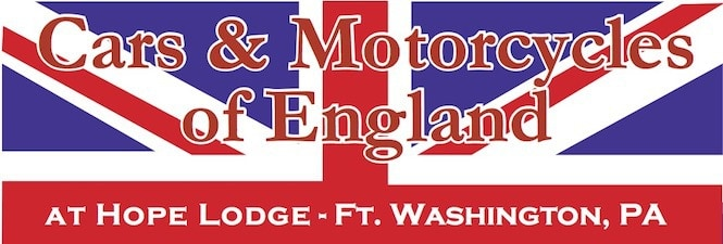 Cars and Motorcycles of England 2018