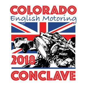 Colorado English Motoring Conclave 2018