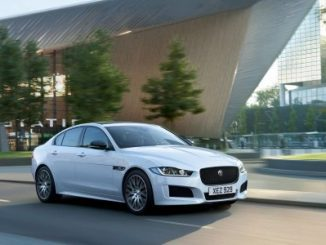 Introducing The Jaguar XE Landmark Edition