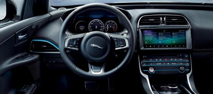 Introducing The Jaguar XE Landmark Edition - Interior