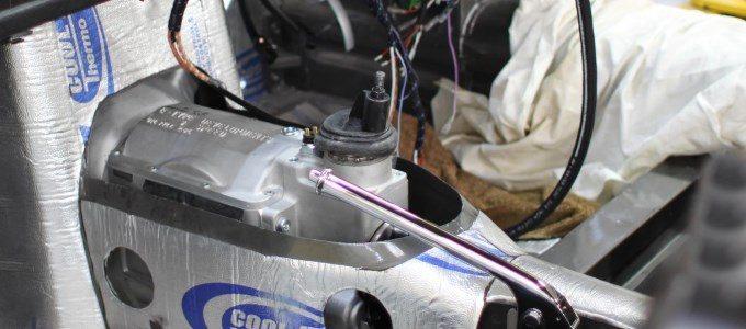 JAGUAR E-TYPE UPGRADES - 5 Speed Gearbox