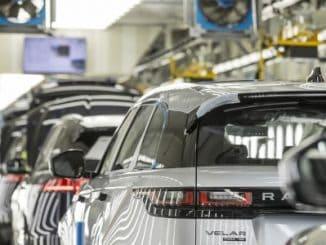 Jaguar Land Rover To Cut Manufacturing 1,000 Jobs