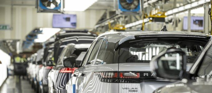 Jaguar Land Rover To Cut Manufacturing 1,000 Jobs