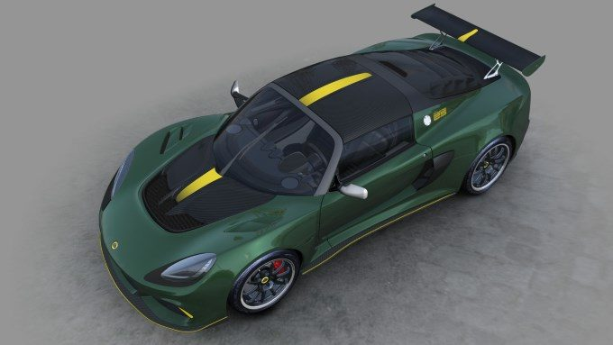 Lotus Exige Cup 430 Type 25 5