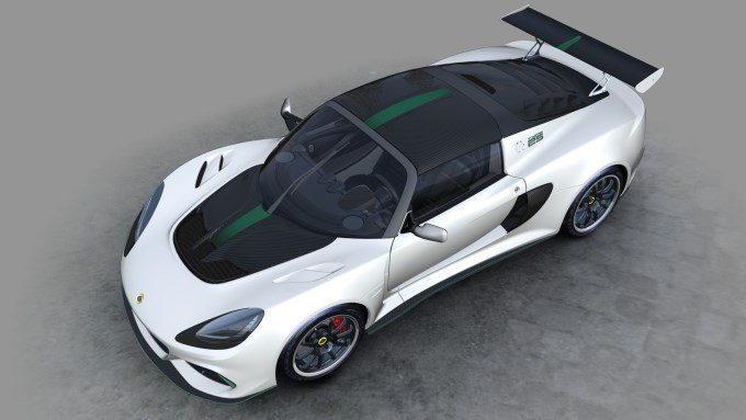 Lotus Exige Cup 430 Type 25 6